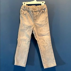 The Children's Place light gray skinny jeans